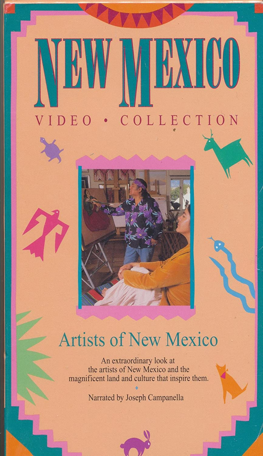 Amazon Com Artists Of New Mexico Volume 1 Santa Fe Video Collection Movies Tv