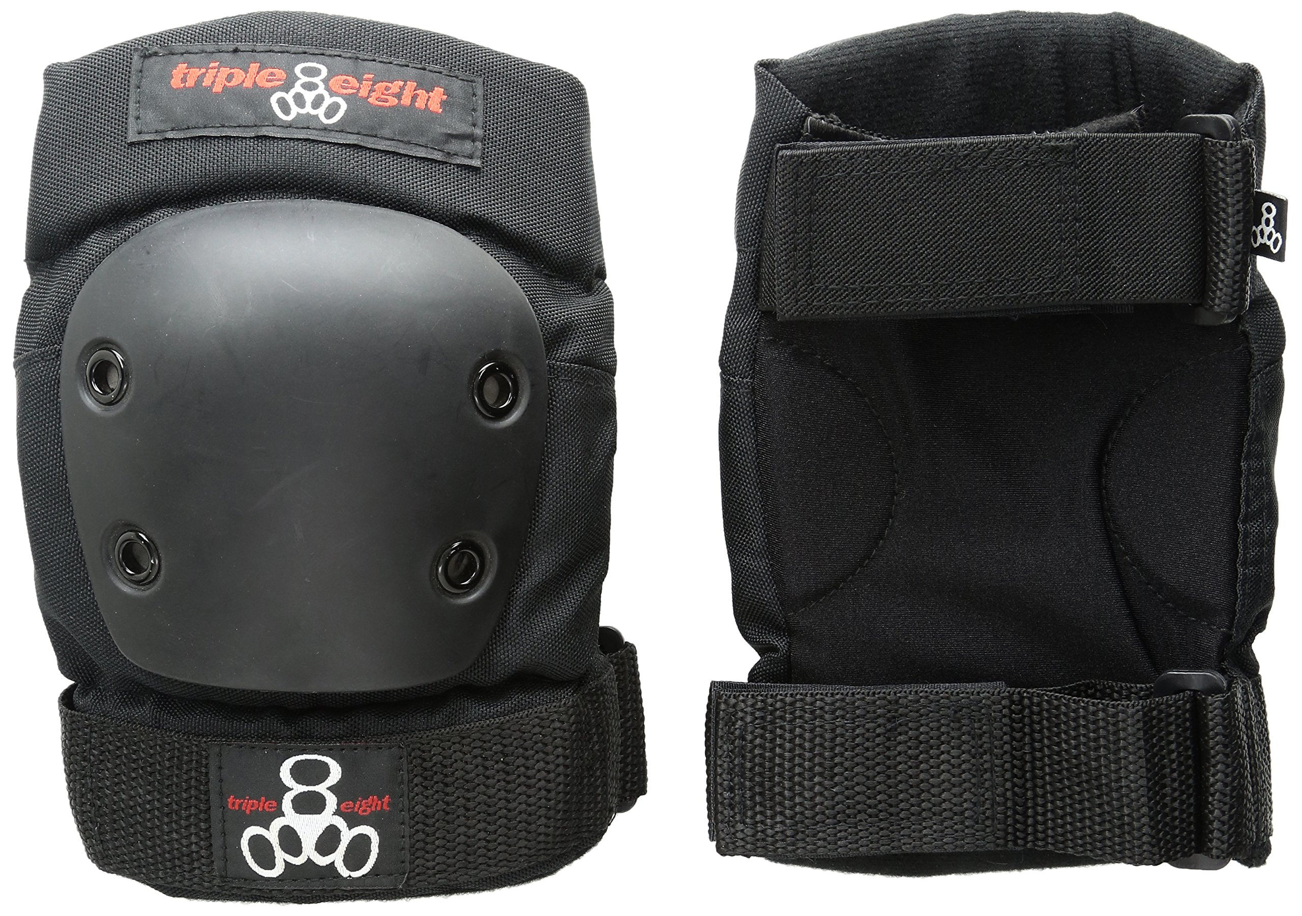 Triple 8 EP 55 Elbow Pads (Black, Large)