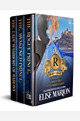 Royals of Cardenas Vol. 1: A Historical Fantasy Romance Box Set Kindle Edition