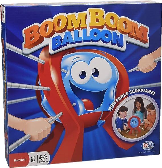 Spin Master Games – Boom Boom Balloon Juego de mesa, 6025031: Amazon.es: Juguetes y juegos