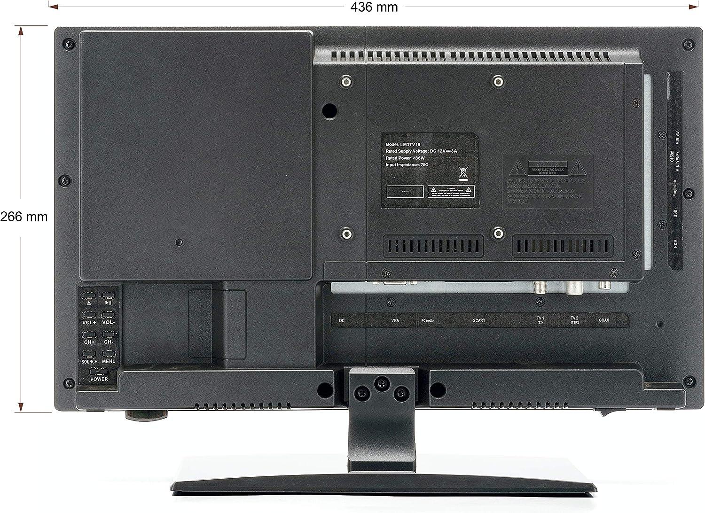 TV HD 19