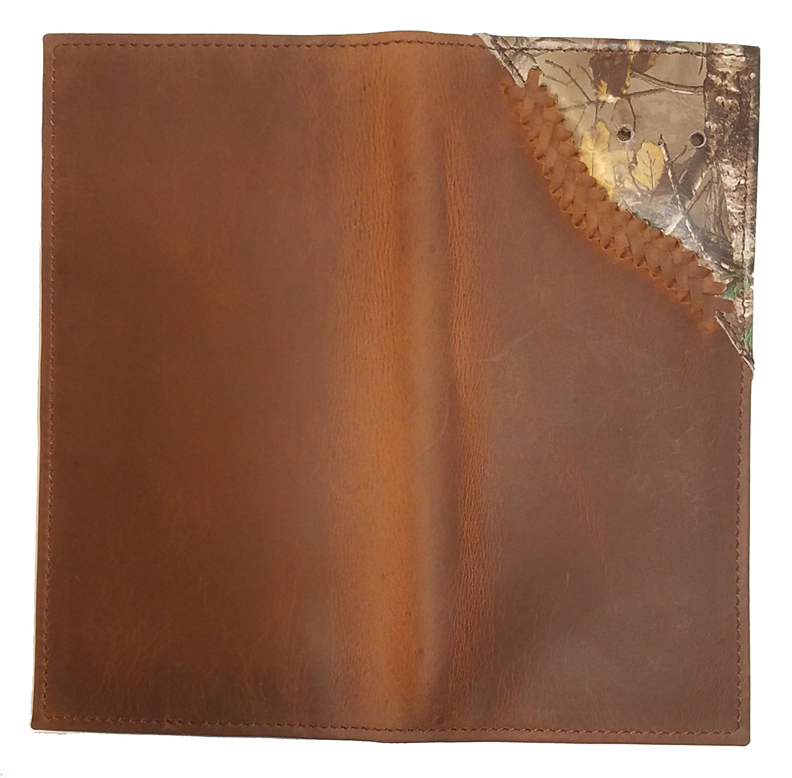 Origional Buck Camo Corner long wallet by Genuine Texas Brand (Image #3)
