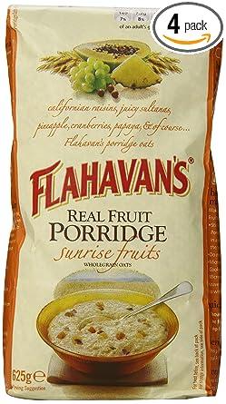flahavan Real de la fruta Gachas Con Sunrise de frutas ...