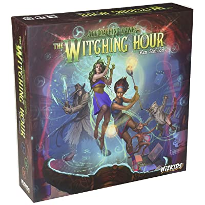 Approaching Dawn: The Witching Hour Board Games: Toys & Games [5Bkhe1907090]