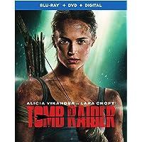 Tomb Raider Standard Edition on Blu Ray