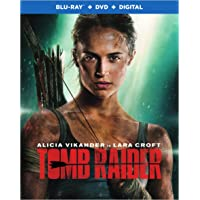 Tomb Raider (BD) [Blu-ray]