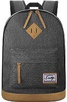 EcoCity Unisex Classic Travel Laptop Backpacks School Bookbags