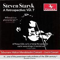 Schumann: A Retrospective Volume 7