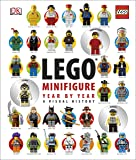 Lego® Minifigure: Year By Year: A Visual Chronicle
