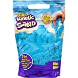 Kinetic Sand 6047183 The Original Moldable Sensory Play Sand, Blue, 2 Pounds