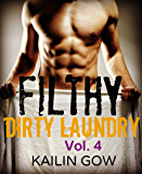 FILTHY DIRTY LAUNDRY (A Stepbrother Romance) Vol. 4 (FILTHY DIRTY LAUDRY)
