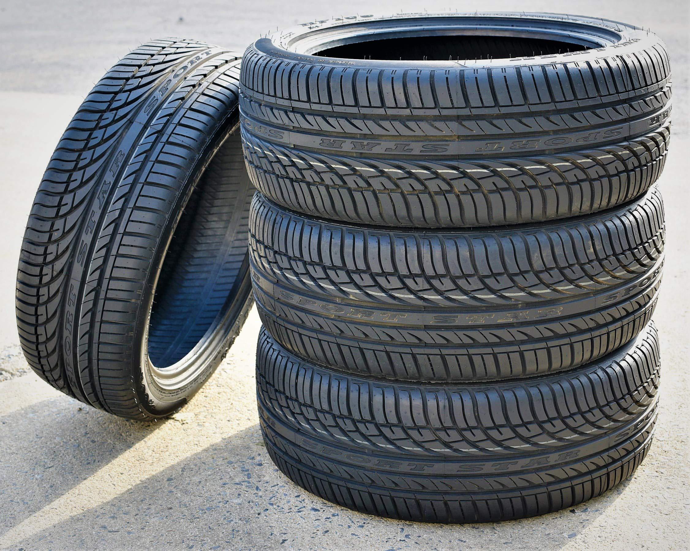 Set of 4 (FOUR) Fullway HP108 All-Season High Performance Radial Tires-225/45ZR17 94W XL