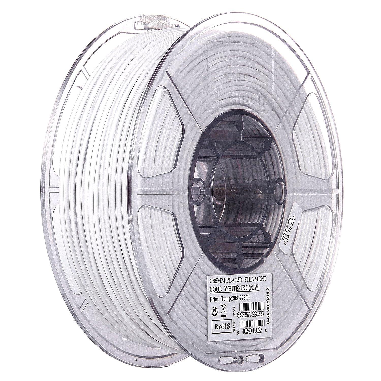 eSUN Printer Filament 2 2lbs Diameter Image 1