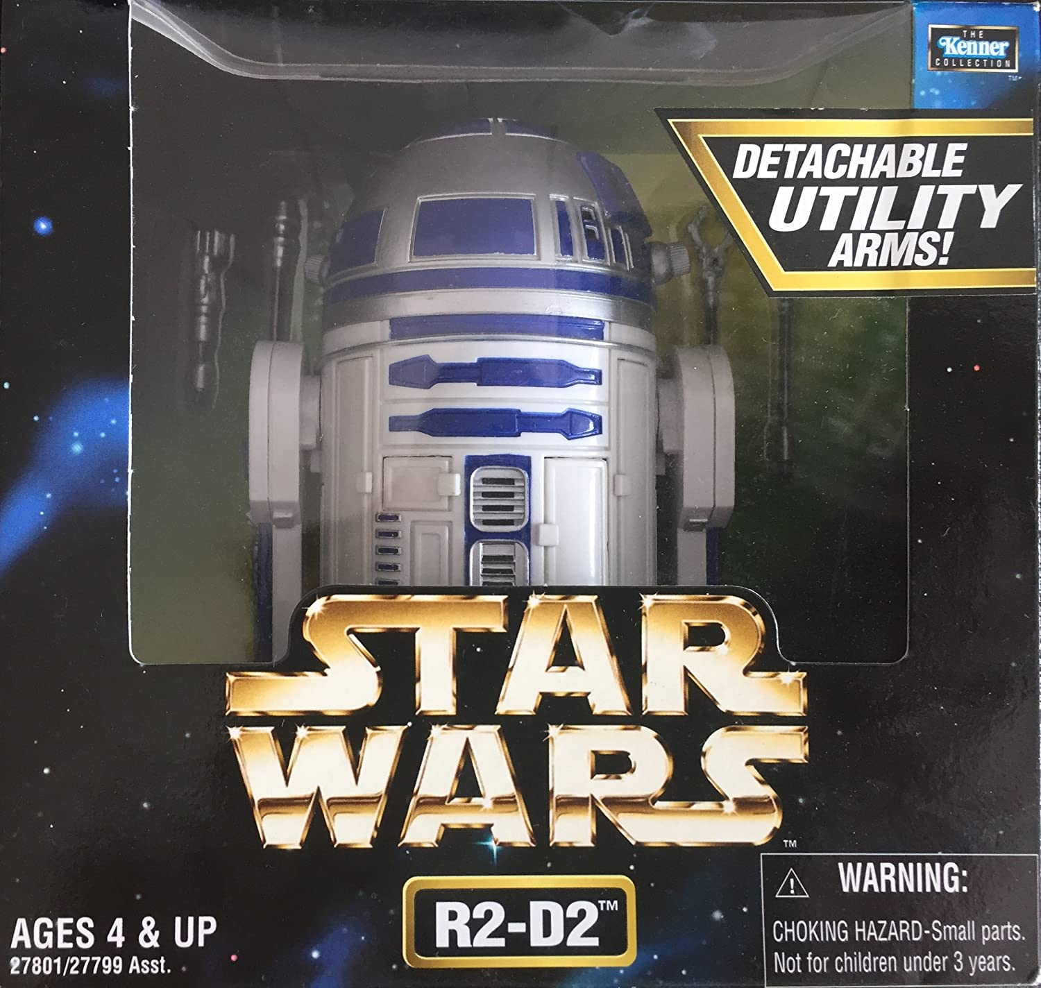 Star Wars R2-D2 with Detachable Utility Arms 6