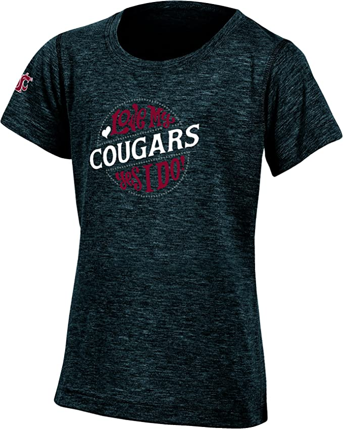 Gold 14 Youth Large NCAA by Outerstuff NCAA California Golden Bears Youth Girls Fan-Tastic Short Sleeve Tee