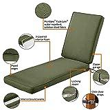 Classic Accessories Montlake Chaise Cushion Foam