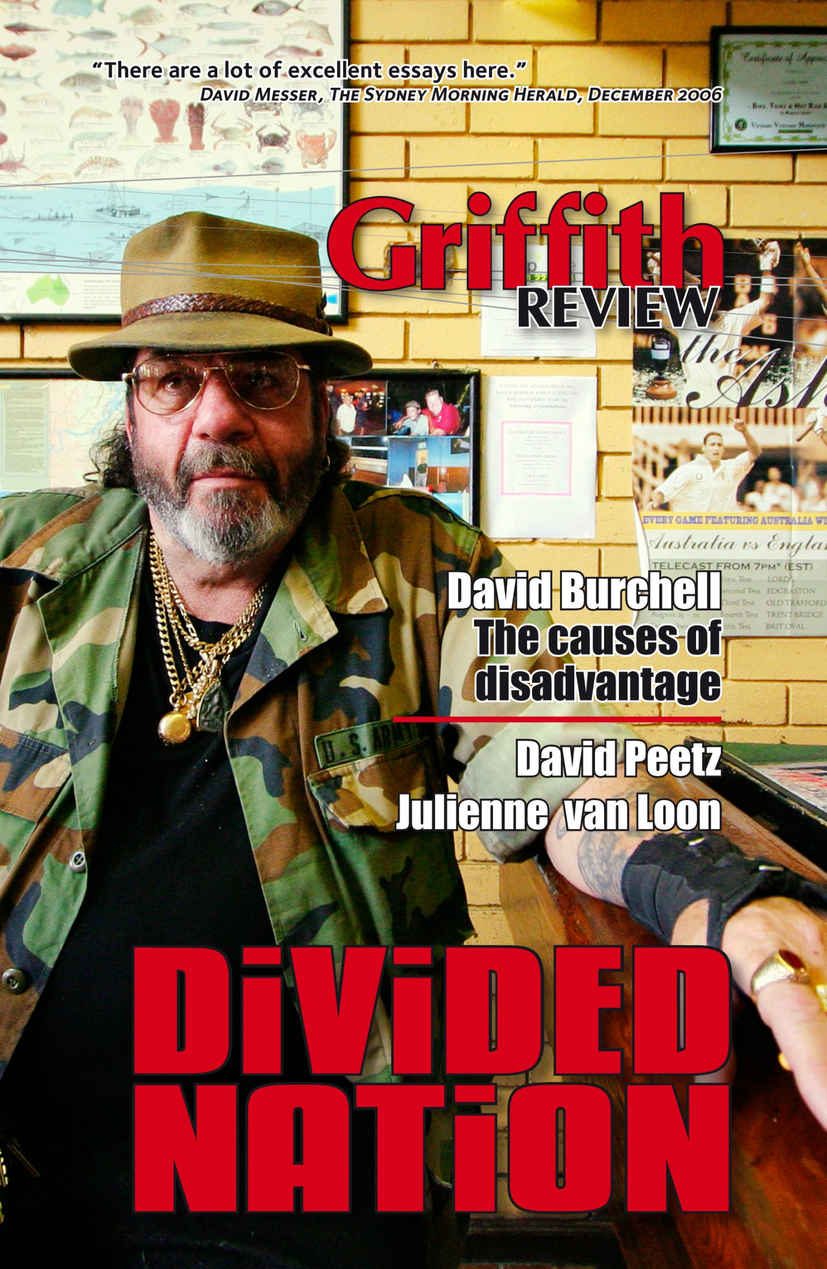 Read Online Griffith REVIEW 15: Divided Nation ebook
