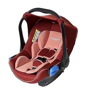 dab908e1297 Osann 100-102-235 Coque bébé Mia Red Melange