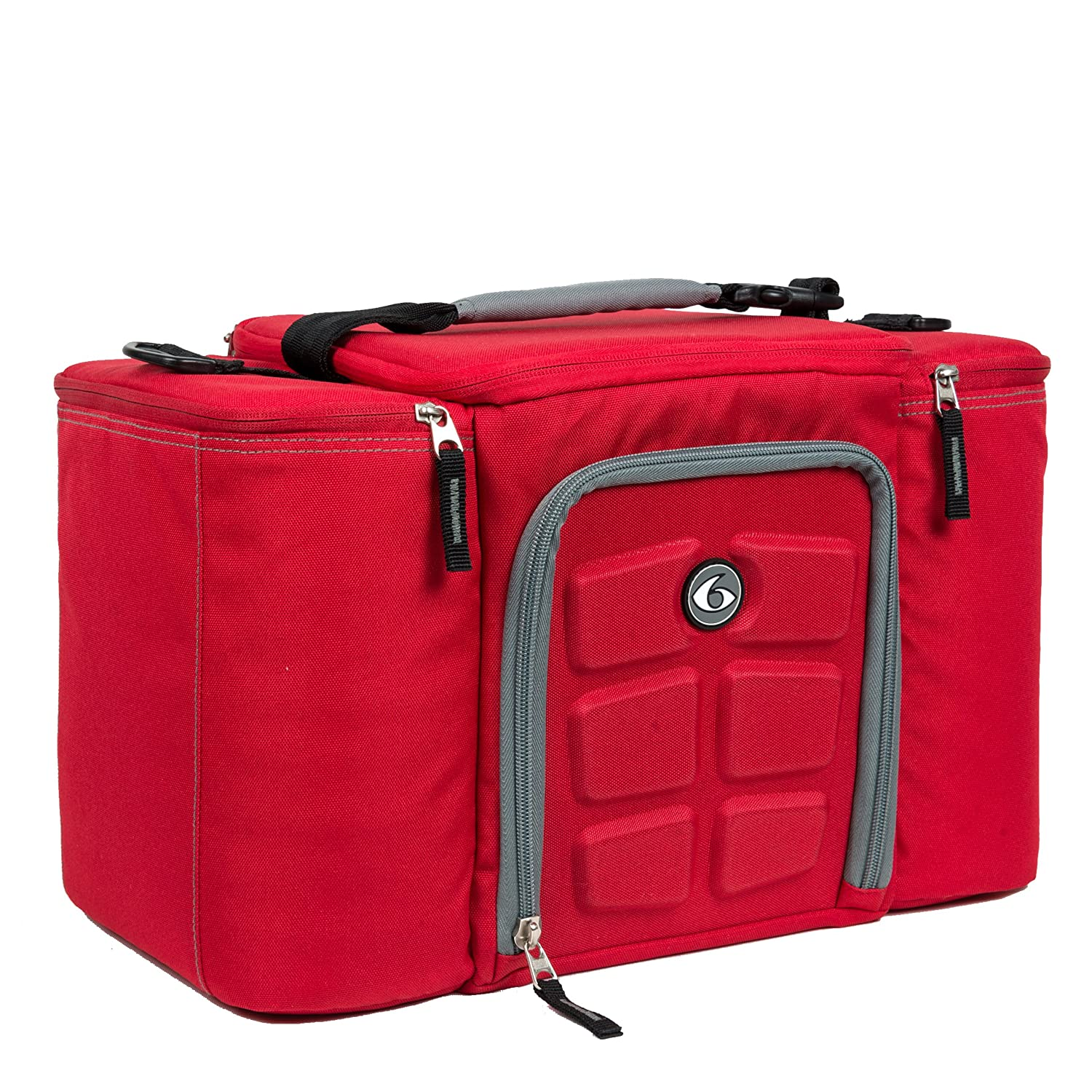 Innovator Insulated Meal Management Bag, Red, 300 (3 Meals)