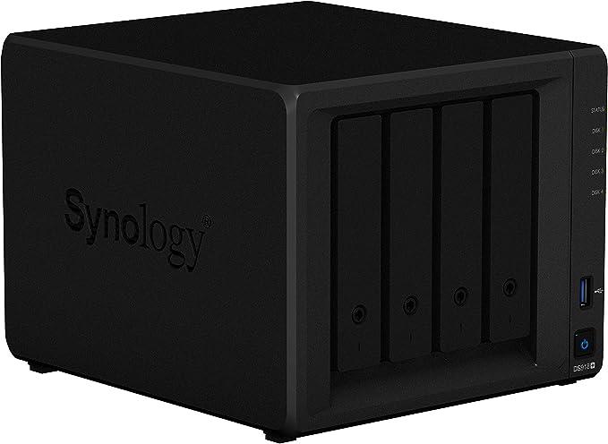 Synology Ds918 4 Bay Desktop Nas Gehäuse Computer Zubehör