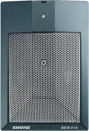 Shure BETA 91A Half-Cardioid Condenser