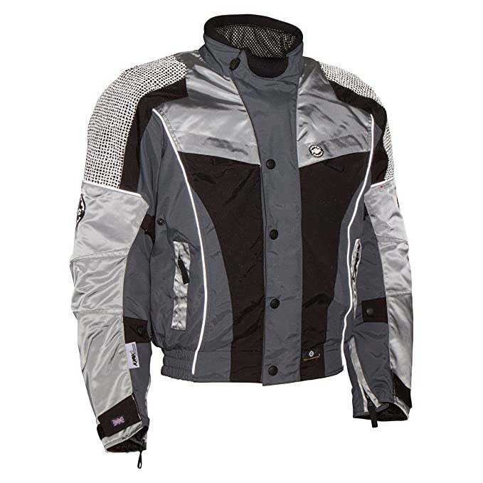 Amazon.com: Mercury chamarra de moto: Clothing