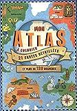Mon atlas à colorier