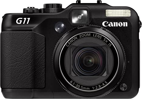 Canon PowerShot G11 - Cámara Digital Compacta 10 MP: Amazon.es ...