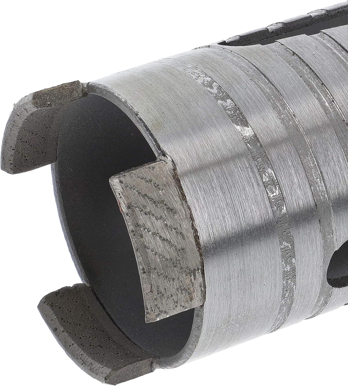 PRODIAMANT Couronne de forage /à sec en diamant Matrix Longueur 150 mm avec adaptateur SDS et foret de centrage pour per/çage /à sec et humide dans le b/éton gr/ès calcaire et la ma/çonnerie