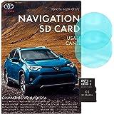 CMW Toyota Navigation SD Card,Latest Update 2020,Toyota Navigation SD Card for USA and Canada,86271-0E072