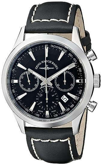 Zeno Vintage línea hombres del reloj 6662 – 7753-G1