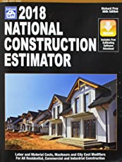 Amazon contracting how to home improvements books national construction estimator 2018 includes free estimating software download fandeluxe Image collections