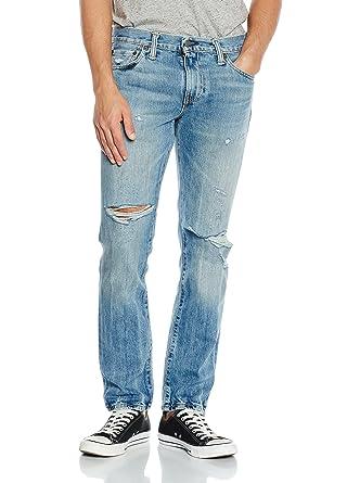 Levi's Herren Jeanshose Blau Jeans hell 33W x 32L: