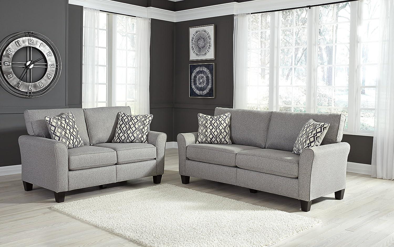 amazon com signature design by ashley 3310138 strehela contemporary