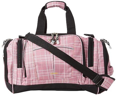 CalPak - Bolsa de Viaje Adulto Unisex, Pink Plaid (Rosa) - F6022SP-