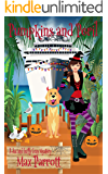 Pumpkins and Peril: Psychic Sleuths and Talking Dogs (A Jaz and Luffy Cozy Mystery Book 5)