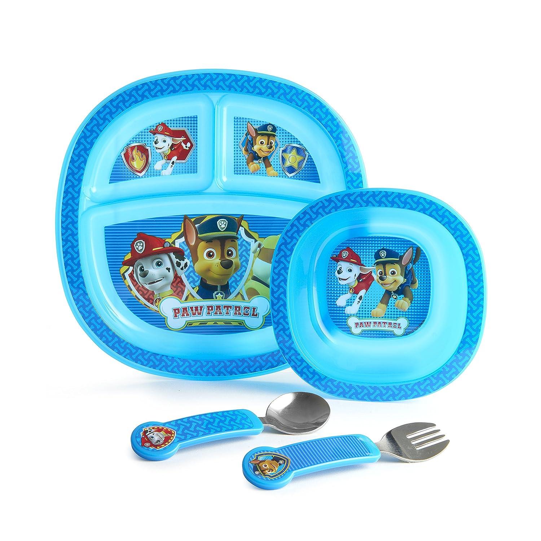 Munchkin PAW Patrol Feeding Set, Blue 10883