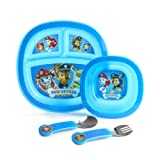 Amazon Price History for:Munchkin PAW Patrol Feeding Set, Blue