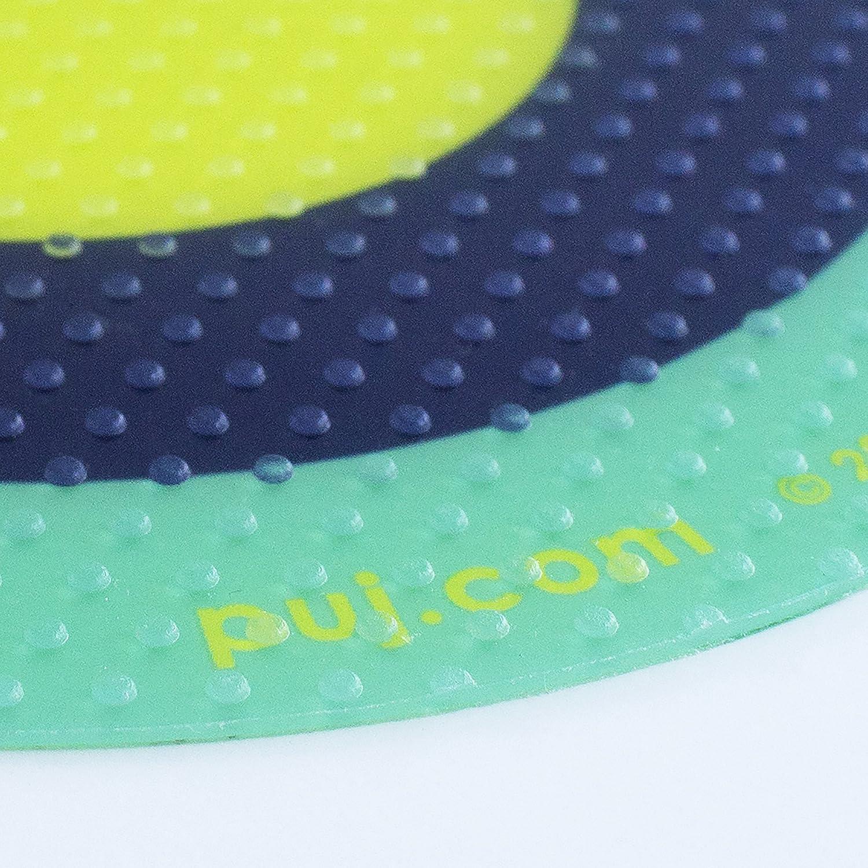 Puj Grippy Non-Slip Safety Adhesive Bathtub or Shower Treads Non ...