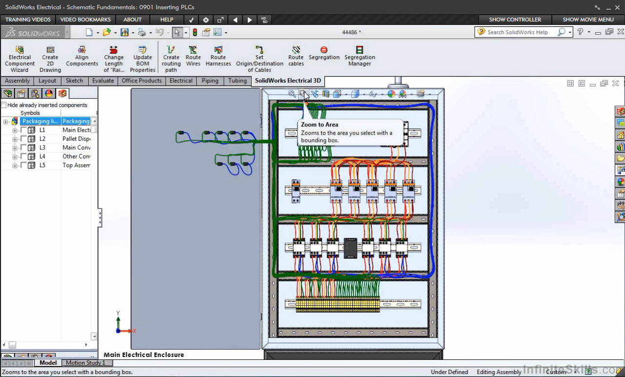 Amazon.com: SolidWorks Electrical   Schematic Fundamentals [Online Code]:  Software