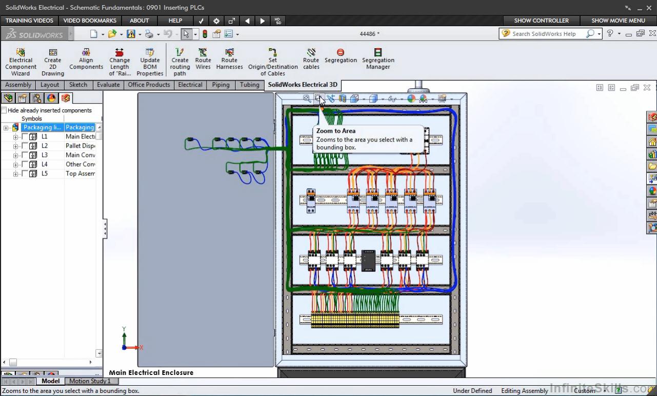 Amazon.com: SolidWorks Electrical - Schematic Fundamentals [Online Code]:  Software