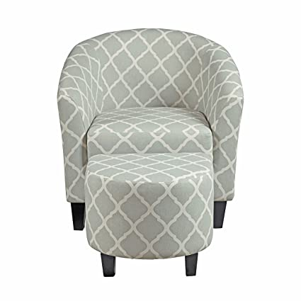 Pulaski DS 2278 900 5 Upholstered Barrel Accent/Living Room Chair And