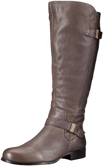 539c74ede8f Naturalizer Women s Joan Wide Calf Riding Boot