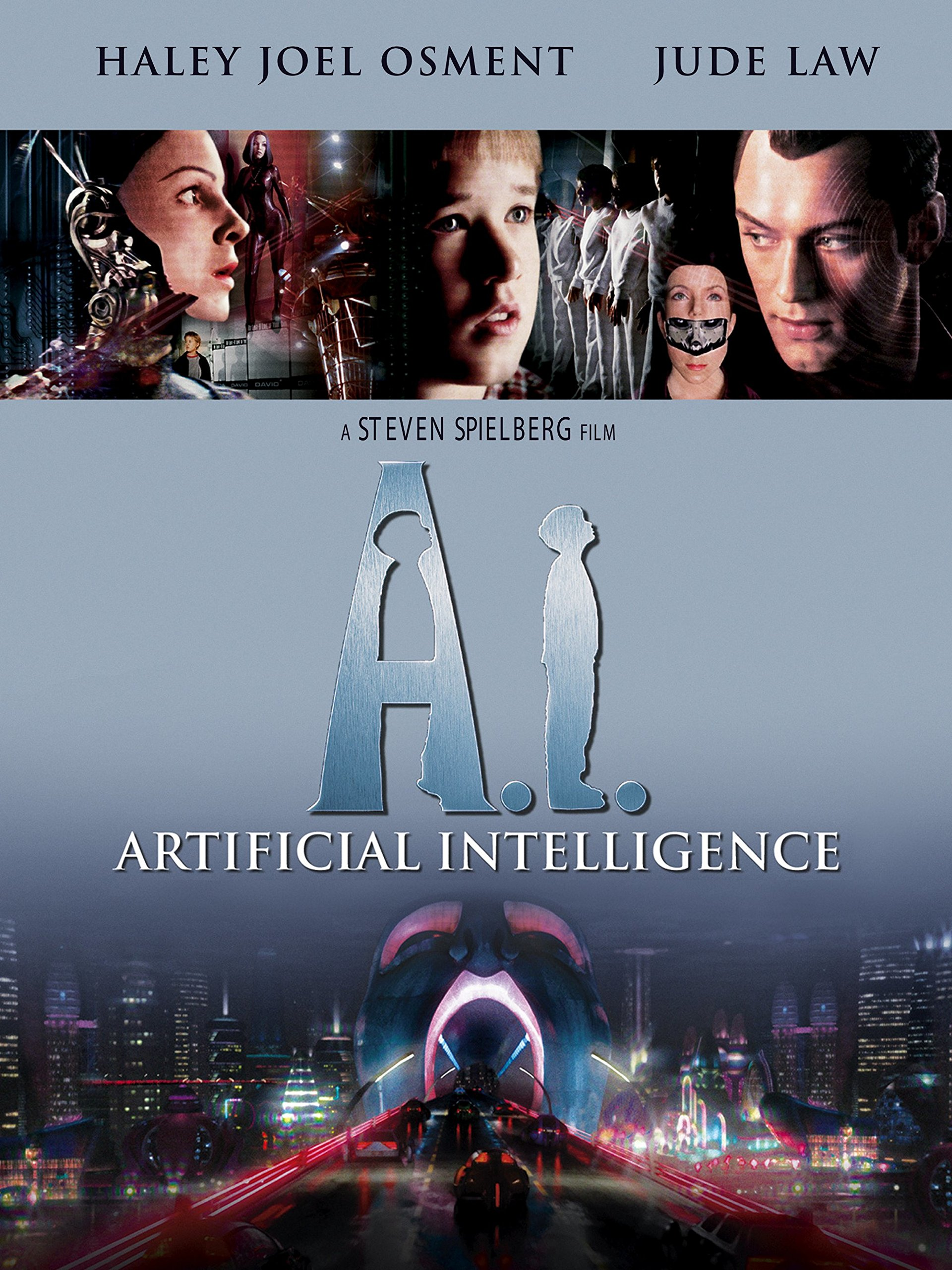 Amazon com: Watch A I  Artificial Intelligence | Prime Video