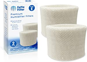 Fette Filter - Humidifier Wicking Filters Compatible with Honeywell HC-14V1, HC-14, HC-14N. Filter E. (Pack of 2)