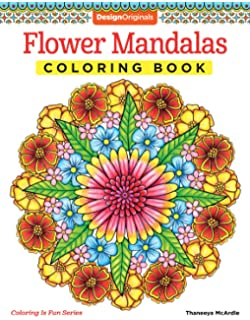 Creative Coloring Mandala Expressions: Art Activity Pages to Relax ...