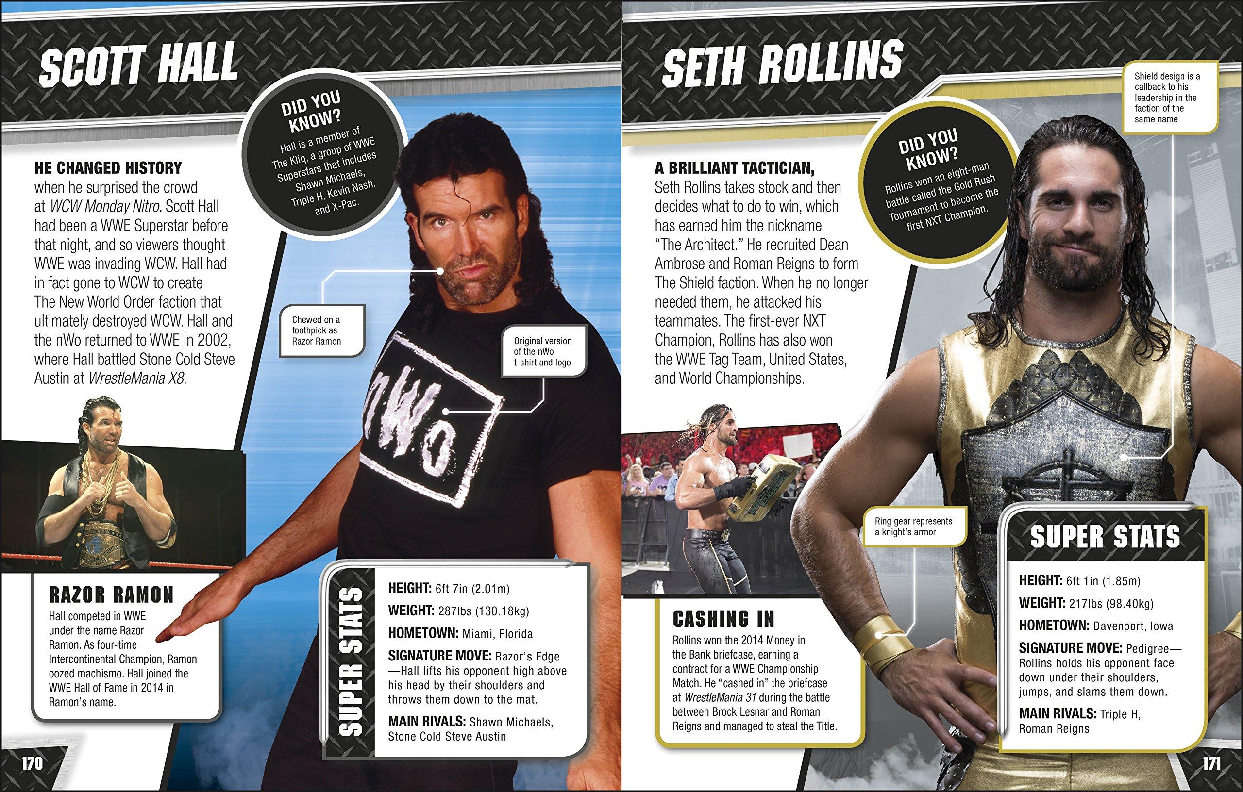 WWE Ultimate Superstar Guide, 2nd Edition: Jake Black: 9781465467836: Amazon.com: Books