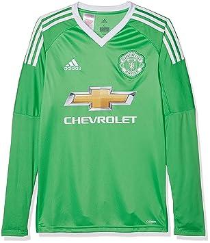 b3cb949e4d7 adidas Kids Manchester United Away Replica Goalkeeper Jersey