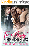 Twin Bosses' Intern for Christmas: An MFM Menage Holiday Romance