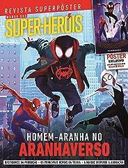 Revista Superpôster - Homem-Aranha no Aranhaverso